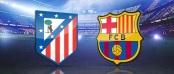 برشلونة ضد اتليتيكو مدريد