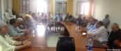 جمعية أكلو للفروسية و التبوريدة - اجتماع