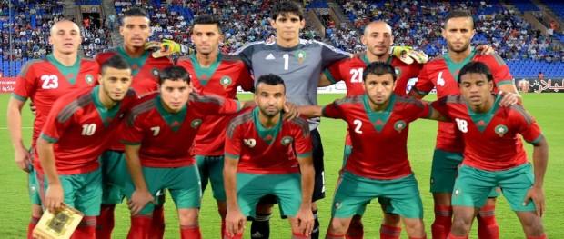 المنتخب الوطني المغربي لكرة القدم