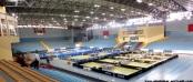 انطلاق فعاليات البطولة العربية لكرة الطاولة في نسختها ال26