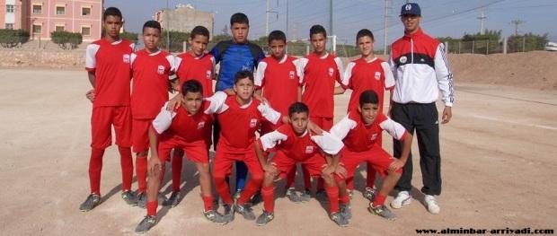 صغار اتحاد أيت ملول لكرة القدم 16-11-2014
