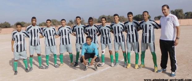 فريق جمعية اخربان لكرة القدم 16-11-2014
