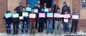 المشاركون في الدوري المحلي لأمل تيزنيت للشطرنج 14-12-2014