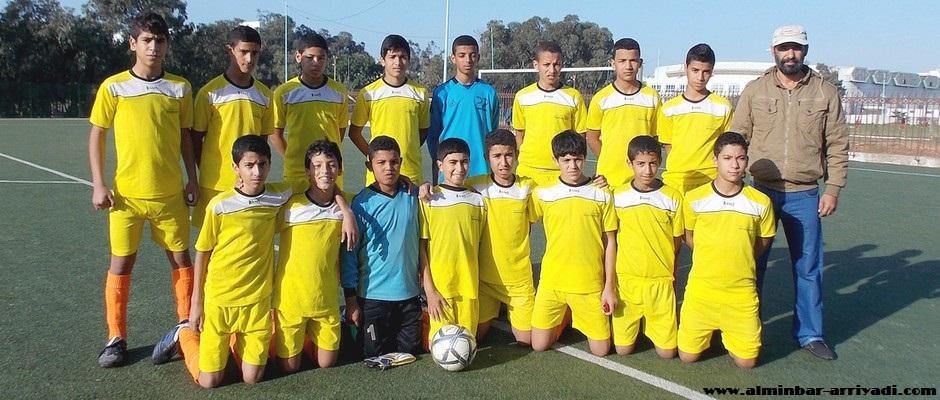 صغار امل التمسية لكرة القدم 07-12-2014