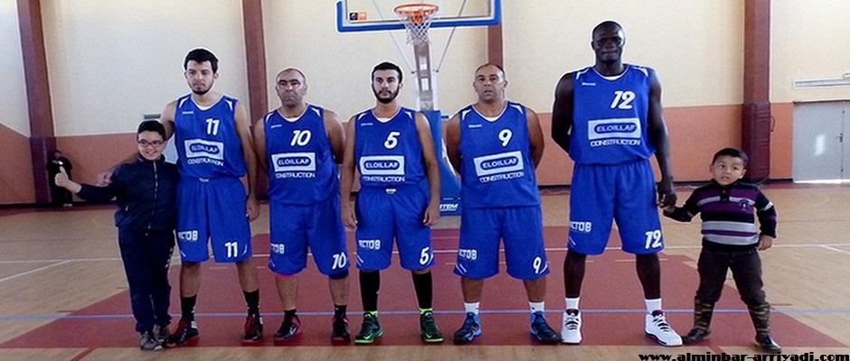 فريق الحي السويسي لكرة السلة 30-11-2014