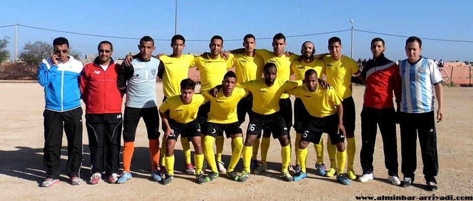 فريق شباب القليعة لكرة القدم 06-12-2014