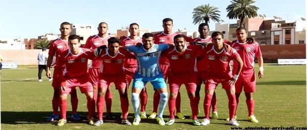 فريق شباب المسيرة لكرة القدم 06-12-2014