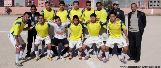 مستقبل ازرو لكرة القدم 28-12-2014