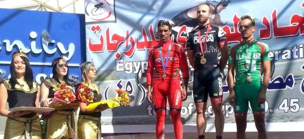 سعيد أبلواش - طواف مصر الدولي للدراجات