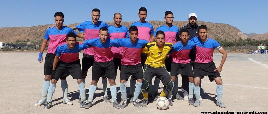 فريق جمعية أباينو 04-01-2015