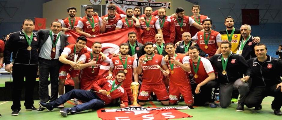 النجم الساحلي التونسي لكرة اليد