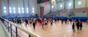 الرياضات الوثيرية بقاعة اناروز تيزنيت