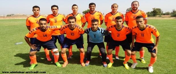 اتحاد اولاد جرار لكرة القدم 2015-05-17