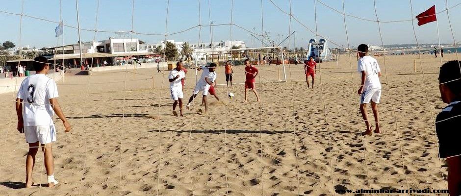كرة القدم الشاطئية - بطولة عصبة سوس