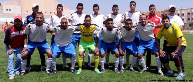 شباب سيدي بيبي لكرة القدم 07-06-2015