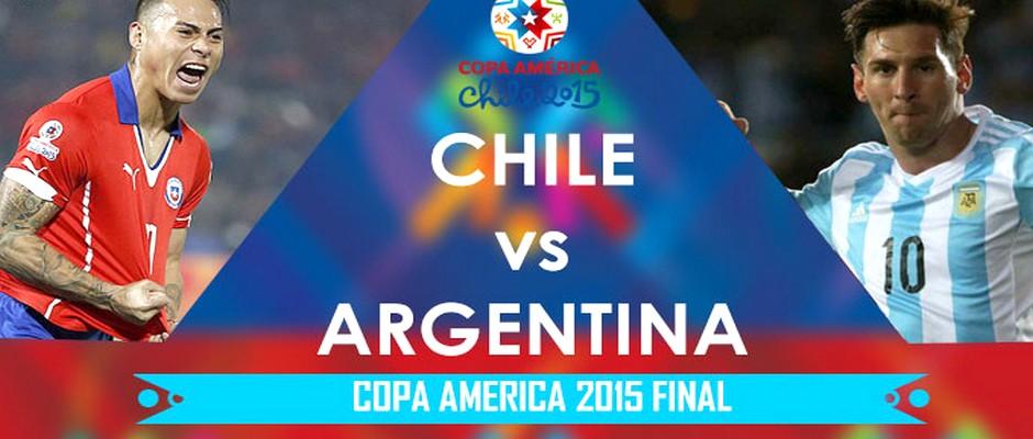 الارجنتين - الشيلي