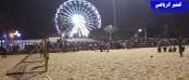 كرة القدم الشاطئية رجاء أكادير ضد منار أكادير