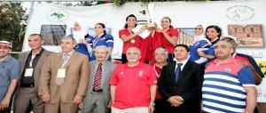 المنتخب المغربي للكرة الطائرة الشاطئية