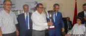 اولمبيك الدشيرة - بطولة القسم الاول للشطرنج 2015