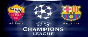 برشلونة ضد روما