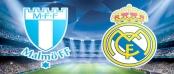 ريال مدريد ضد مالمو