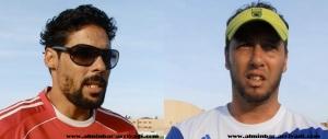 احمد بوكساس و خالد هيدان