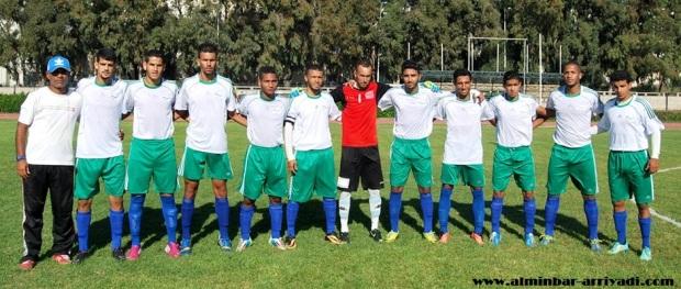 رجاء أكادير لكرة القدم 2015-10-31