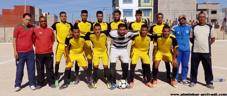 شباب القليعة لكرة القدم 11-10-2015