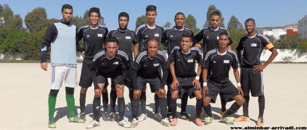 أمل أكادير لكرة القدم 08-11-2015