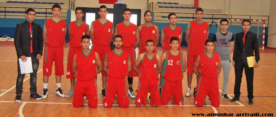 اجيال واد نون لكرة السلة 2015-11-22