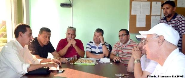 المندوبية الجهوية للجمعية المغربية لمصوري الصحافة الرياضية لجهة سوس ماسة درعة (2)