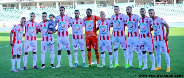 حسنية اكادير لكرة القدم 2015-11-01