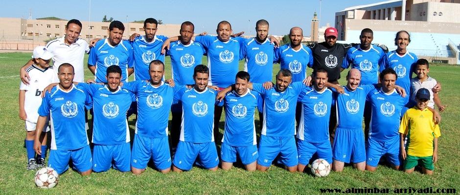 فريق جمعية تيزنيت للصداقة و الرياضة 2015-11-07