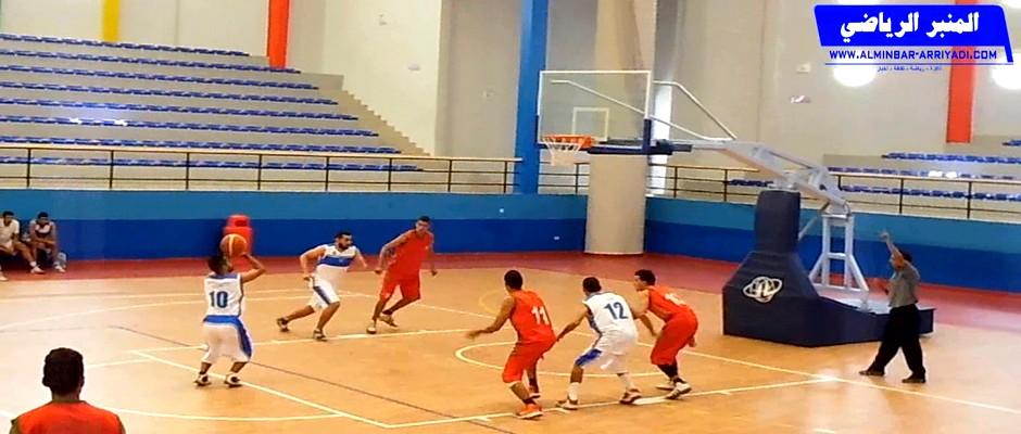كرة السلة - امل تيزنيت - اجيال واد نون