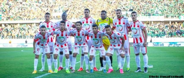 حسنية أكادير لكرة القدم 01-01-2016
