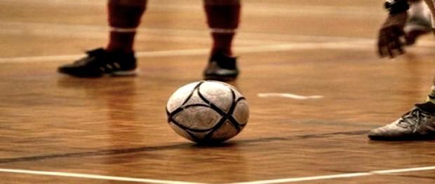 كرة القدم داخل القاعة