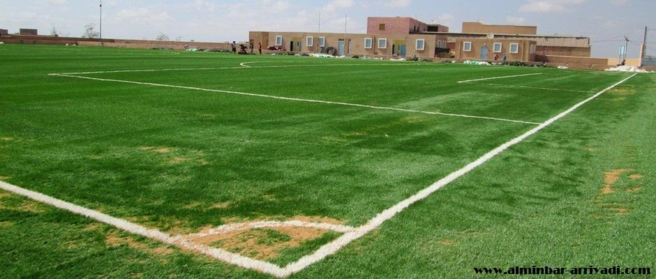 ملعب بين النخيل تيزنيت 2015-06-25