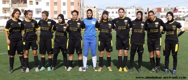 نجاح سوس لكرة القدم النسائية 2016-01-24