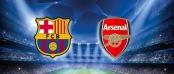 برشلونة ضد ارسنال