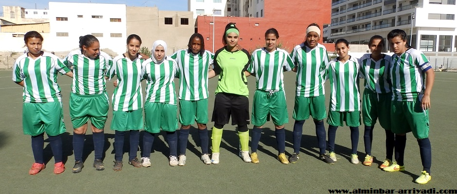 شباب تراست لكرة القدم النسائية 07-02-2016