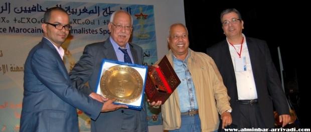 الرابطة المغربية للصحفيين الرياضيين تخلد الذكرى ال16 لتأسيسها بمدينة أكادير