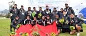 المنتخب الجامعي المغربي لألعاب القوى 12-03-2016