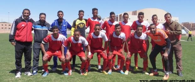 شباب أيت ايعزة لكرة القدم 16-04-2016