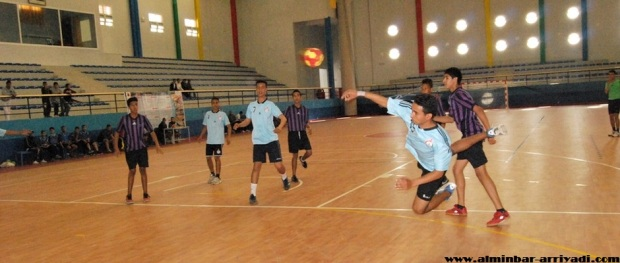 كرة اليد - فتيان