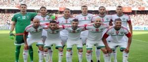 المنتخب الوطني المغربي لكرة القدم 27-05-2016