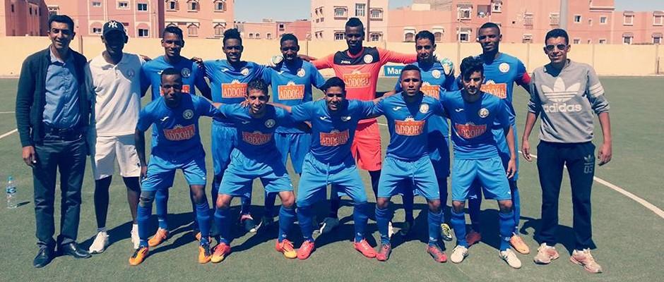شباب طاطا لكرة القدم 2016