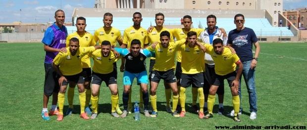 شباب هوارة لكرة القدم 2016-05-08