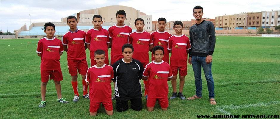 فريق العين الزرقاء لكرة القدم 26-05-2016