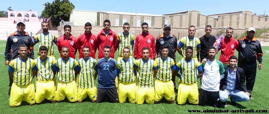 فريق النادي البلدي الاخصاص لكرة القدم 2016-05-29