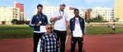 فريق جامعة ابن زهر لألعاب القوى